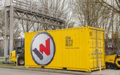Wacker Neuson OnSite Box: Baugeräte schnell und einfach mieten