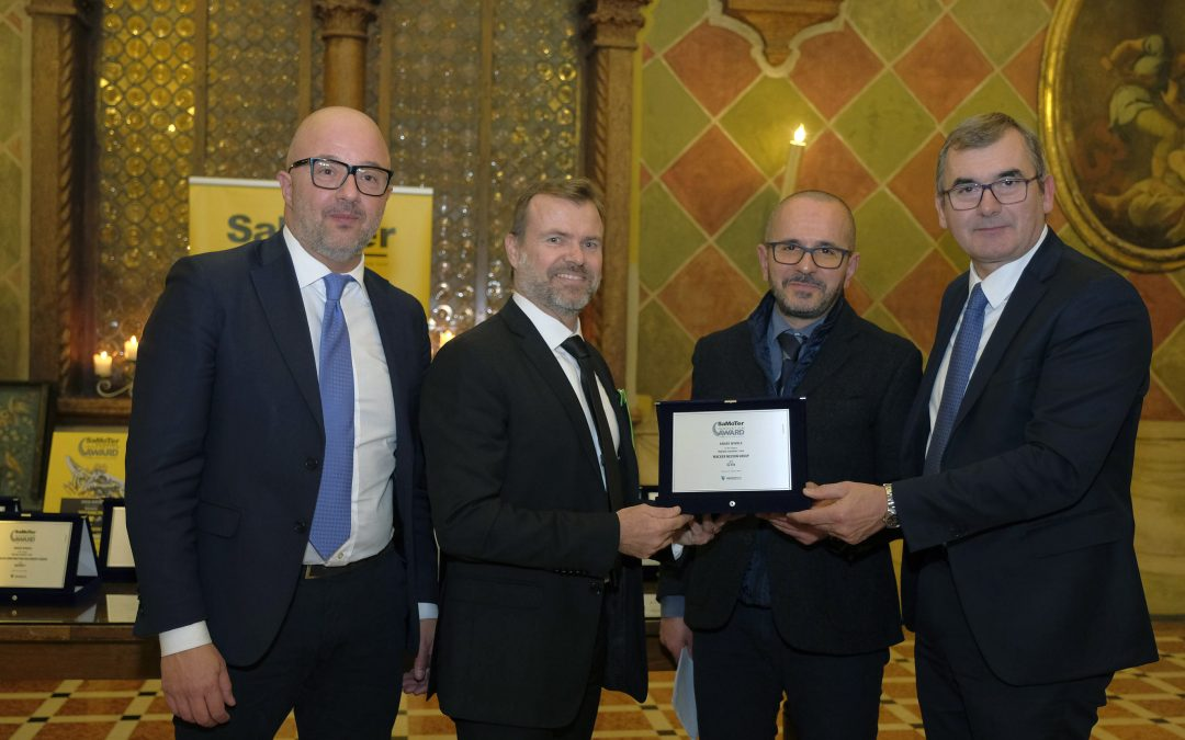 Awards for zero emission solutions