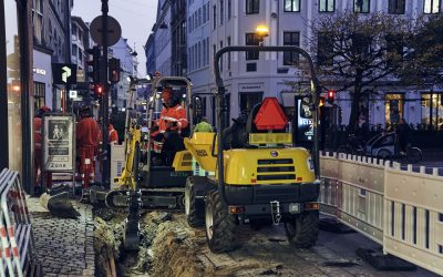Exhaust emissions from construction machines – current legal situation