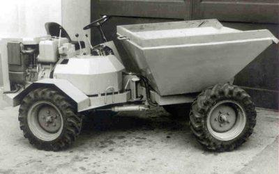 50 Jahre Dumper Know-how